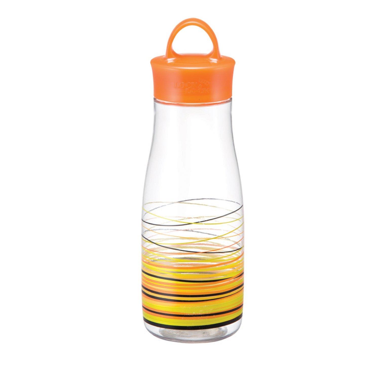 LOCK乐扣ABF743带提手塑料水杯