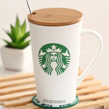 星巴克风格陶瓷杯