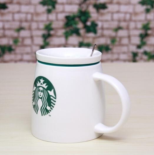 星巴克款式广告马克杯 陶瓷杯