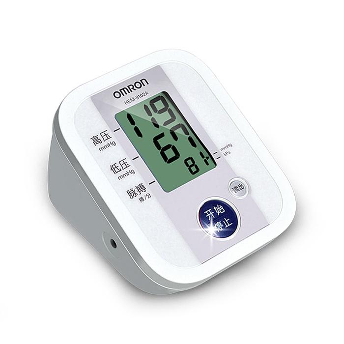欧姆龙臂式电子血压计HEM-8102