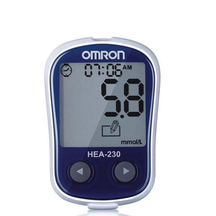 欧姆龙血糖仪HEA-230