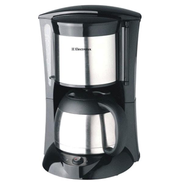 伊莱克斯8杯真空保温咖啡机EGCM100