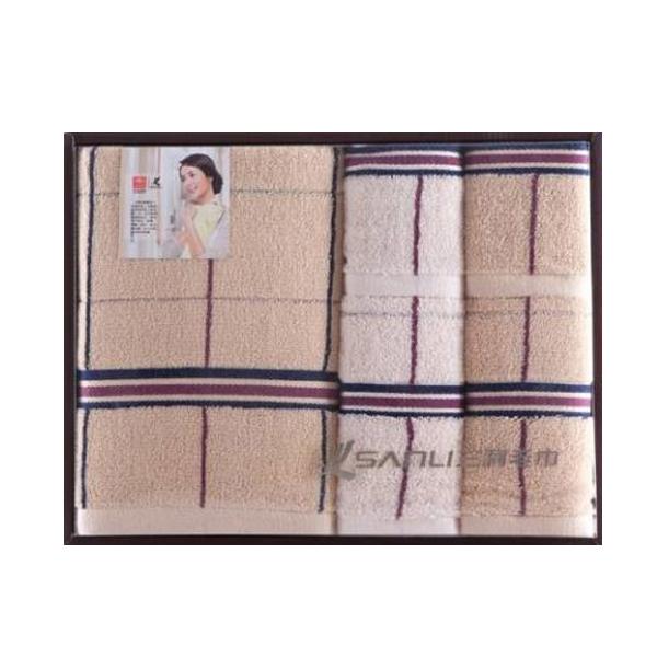 三利毛巾精梳棉-4