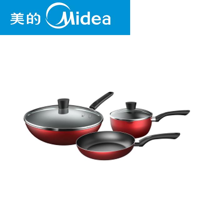 美的厨具三件套SL0302